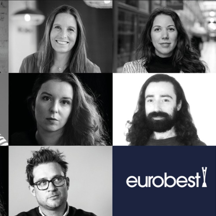 Audrey Tamic, membre du jury Digital, Mobile et Digital Craft des Eurobest !